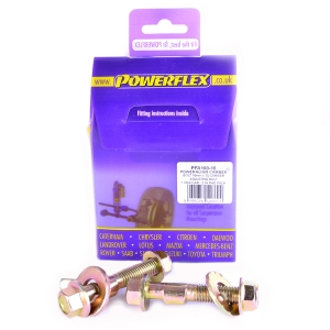 Speed Equipent Powerflex PowerAlign Camber Bolt Kit (16mm) #PFA100-16