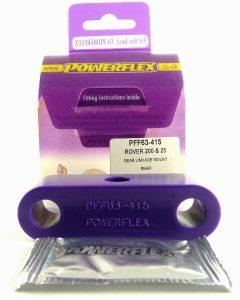 Speed Equipent Powerflex Gear Linkage Mount Rear #PFF63-415