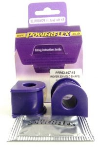 Speed Equipent Powerflex Rear Anti Roll Bar Mount 15mm #PFR63-407-15