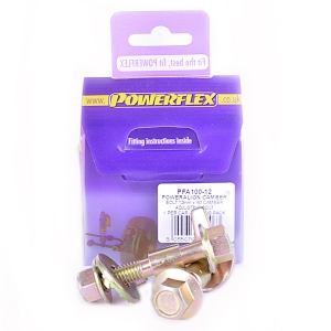 Speed Equipent Powerflex PowerAlign Camber Bolt Kit (12mm) #PFA100-12
