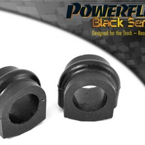 Speed Equipent Powerflex Front Antil Roll Bar Mount 27mm #PFF46-202-27BLK