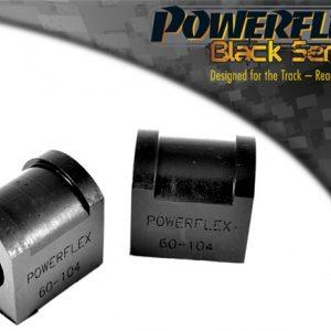Speed Equipent Powerflex Front Anti Roll Bar Inner Mount 23mm #PFF60-104BLK