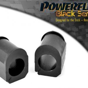 Speed Equipent Powerflex Front Anti Roll Bar Chassis Mount Bush 23mm #PFF60-202-23BLK