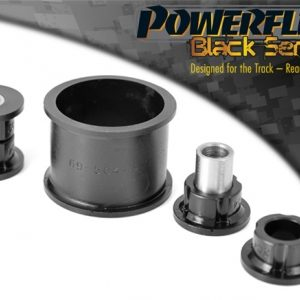 Speed Equipent Powerflex Steering Rack Mounting Kit #PFF69-504BLK