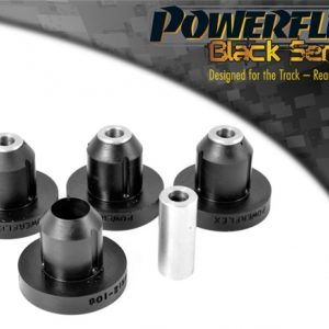 Speed Equipent Powerflex Rear Beam Mount #PFR12-108BLK