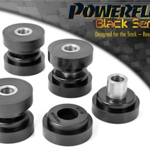Speed Equipent Powerflex Rear Toe Link Arm Bush #PFR25-114BLK