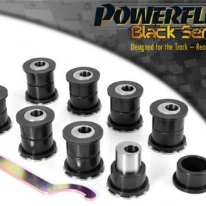 Speed Equipent Powerflex Rear Upper Arm Bush - Camber Adjust #PFR46-204GBLK
