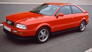 80, 90 Quattro inc Avant (1983 - 1992), S2 Coupe B3 (1991 - 1996)