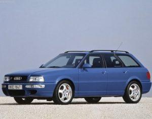 80, 90 Quattro inc Avant (1992 - 1996), S2 inc Avant B4, RS2 B4 (1994 - 1996)