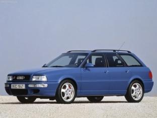 90 Quattro inc Avant (1992-1996)