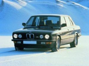 E28 5 Series (1982 - 1988)