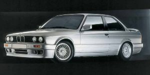 E30 3 Series (1982 - 1991)