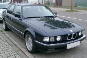 E32 7 Series (1988-1994)