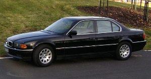 E38 7 Series (1994 - 2002)