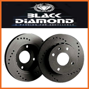 Cross Drilled Brake Discs