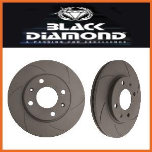 Black Diamond 6 Grooves Brake Discs