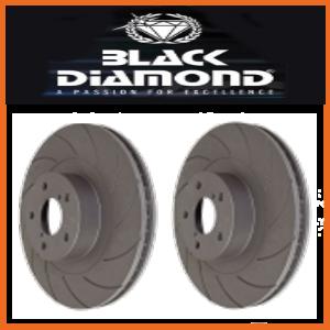 Black Diamond 12 Groove Brake Discs