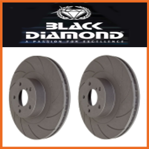 Black Diamond 12 Groove Brake Discs