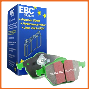 EBC GreenStuff Front