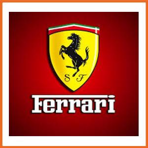 FERRARI Italian RP Silverline rods