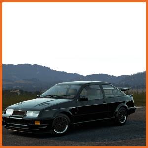 Sierra Sapphire Cosworth 4WD