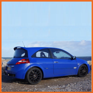 Megane II inc RS 225