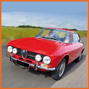 105/115 series inc GT, GTV-1963-1977 , Spider (1966-1994)