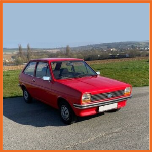Fiesta Mk1 & 2 All Types (1976-1989)