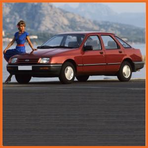Sierra & Sapphire Non-Cosworth (1982-1994)