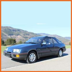 Sierra XR4i (1989 onwards)