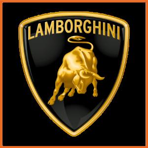 LAMBORGHINI Italian RP Silverline rods