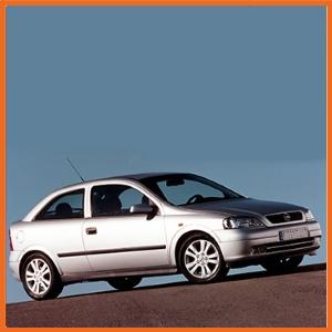 Astra MK4 - Astra G (1998-2004)
