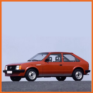 Astra MK1 - Kadett D (1980 - 1985)