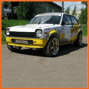 Starlet KP60 RWD