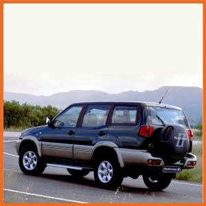 Terrano II (1997 - 2004)